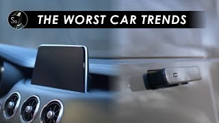The Worst Trends in Modern Cars and Trucks