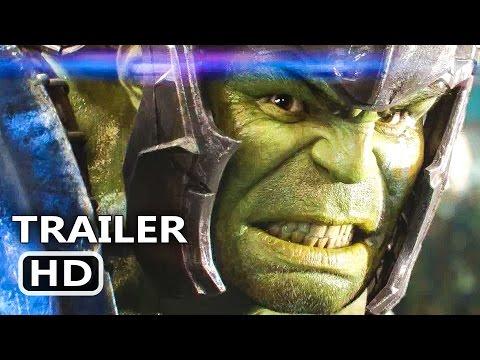THOR 3 Ragnarok Official Trailer 2017 Hulk Marvel Superhero Movie HD