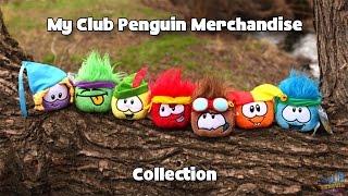 My Club Penguin Merchandise Collection