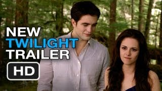 Twilight Breaking Dawn: Part 2 Full Theatrical Trailer (2012) - Robert Pattinson Movie HD