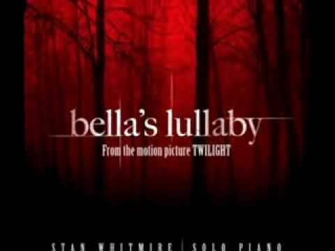 Bella's Lullaby OFFICIAL Piano Only! Composed by Carter Burwell, played by Stan Whitmire