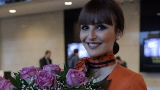 Azerbaijan Airlines: International Women's Day Congratulation