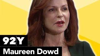 Maureen Dowd and Arianna Huffington on Donald Trump