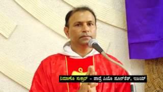 Good Friday - Capuchins Mangalore -14.4.2017