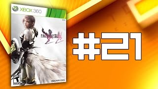 JUST DO IT! - Final Fantasy XIII-2 #21 - Time to Drei
