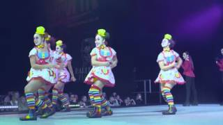Circus Move it 2016 - Wilkes Academy
