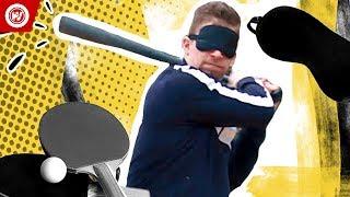 World Record   Blindfolded Sports