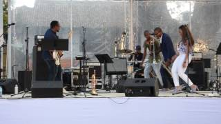 Major Minor - Bass Guitar (South Africa) (Colombo Jazz Pre Fest at Galle)