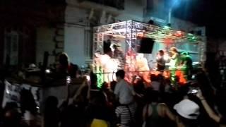 EL REJA Y JULIO RIOS CARNAVAL DE MELO 2016