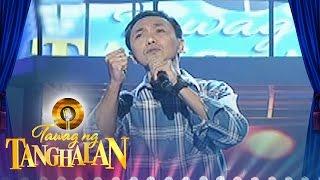 """Tawag ng Tanghalan: Rolando Ancajas - """"My Love Will See You Through"""""""