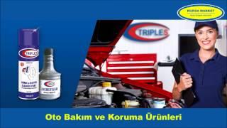 Nursa Market Güvencesi ile Triples Ürünleri