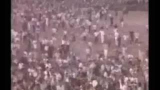 احتفالات العراقيين بالنصر على ايران  8-8-1988