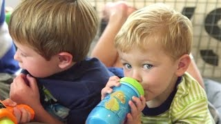Gasp! A Sippy Cup That Doesn't Leak