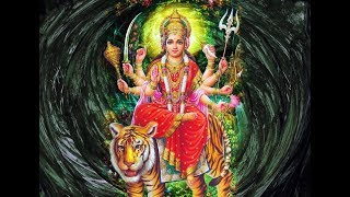 Good Morning Wishes With Maa Durga Photo HD, pics & images download