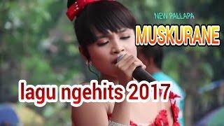 MUSKURANE - tasya rosmala - new pallapa