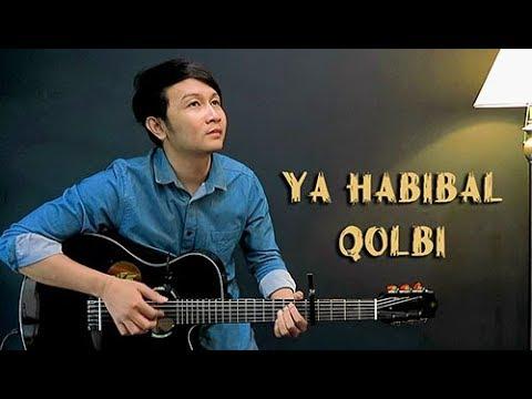 Ya Habibal Qolbi - NFS Guitar Cover | Nathan Fingerstyle  | Lagunya Menyentuh Hati