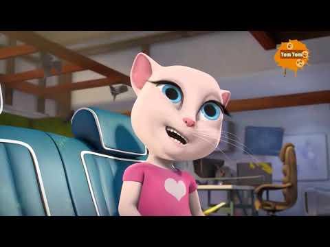 Golapi Golapi Tor Gal Golapi Bangla Movie Song Talking Tom Version Full HD