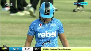 Perth Scorchers v Adelaide Strikers, WBBL|03