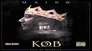 Maino - Fall Thru (Feat. Kevin Gates & Money) [K.O.B. 3] [2015] + DOWNLOAD