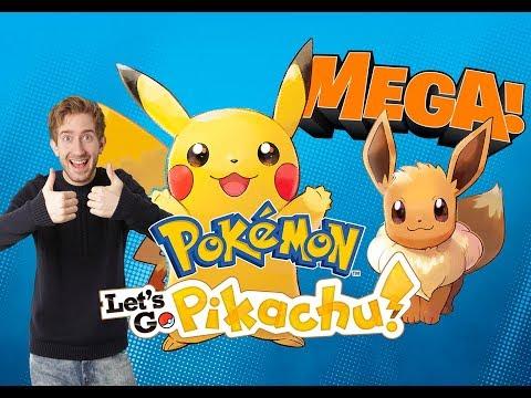 Xxx Mp4 Pokémon Let 39 S Go Pikachu REVIEW MEGA Magazine 3gp Sex