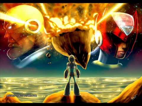 Cliffside ending remix Megaman x
