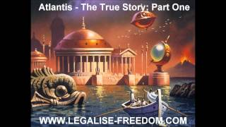 Courtney Brown - Atlantis: The True Story - Part One