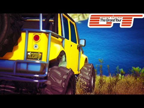 THE GRAND TOUR: Best Off-Road Vehicle!!  (GTA 5 Funny Moments)