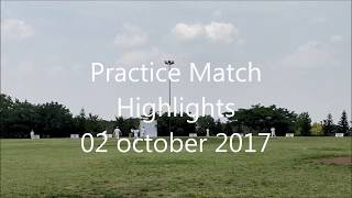 02 oct 2017 highlights | Awareness Trophy 2017 | Practice Matches