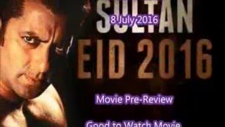 sultan hindi movie trailer 2016