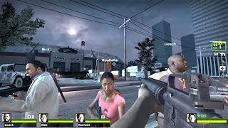 Left 4 Dead 2 - Overkill Custom Campaign Gameplay Walkthrough