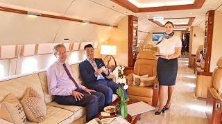 Inside World's 5 Fastest & Most EXPENSIVE Private Jets