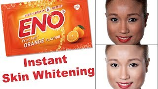 ENO Instant Skin Whitening Treatment | Get Fair Skin Instantly in 5 minutes with ENO | By NAHR