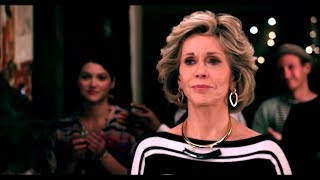 Grace Hanson (Jane Fonda) - Grace and Frankie ~ Gives You Hell (The All-American Rejects)