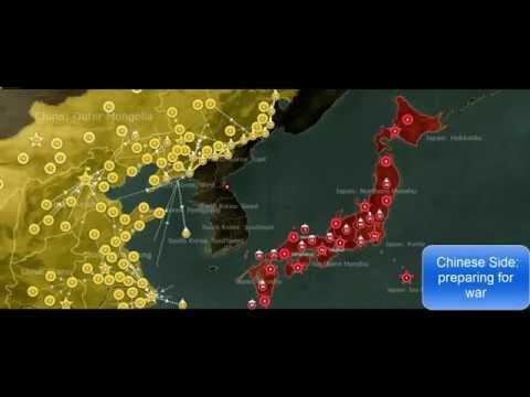 Japan vs China Simulation