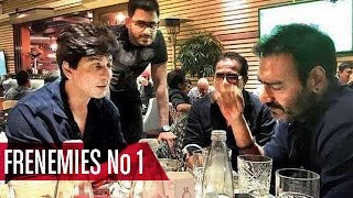 Shahrukh Khan & Ajay Devgan | Bollywood