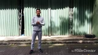 Belajar Anggar teknik satu langkah serang