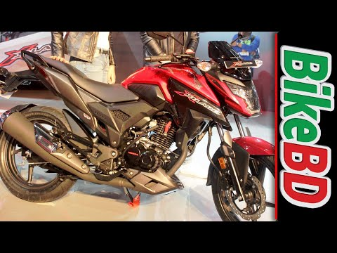 Xxx Mp4 Honda Motorcycles At Dhaka Bike Show 2018 Honda X Blade 160R In Bangladesh 3gp Sex