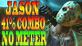 MKX JASON UNSTOPPABLE COMBOS! - Mortal Kombat X Combo Tutorials