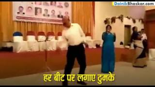 Funny Uncle Dance in South India Marriage