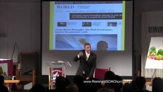 One World Religion - THE WOUND IS HEALING - Part 1