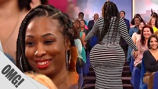 WOW! Melyssa Milan BIG BOOTY on Wendy Williams! - @ms_alottabootie