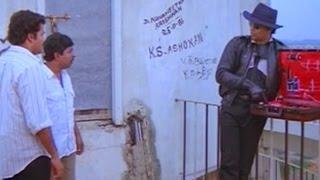 എടാ ദാസാ, ഏതാ ഈ അലവലാതി ..?  | Mohanlal - Sreenivasan & Captain Raju Comedy Scene