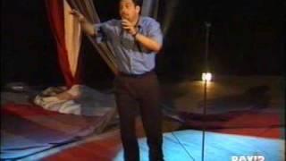 Cantor Gastón Bogomolni-Si yo fuera rico- If I were Richman (Yiddish)