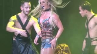 Britney Spears - Toxic Live - 12/3/16 - San Jose, CA - Triple Ho Show 7.0 - [HD]