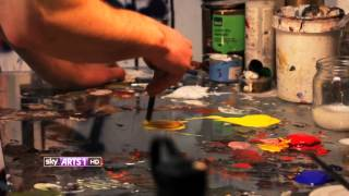 Sky Arts - Portrait Artist Hilary Mantel (Feb 2014)