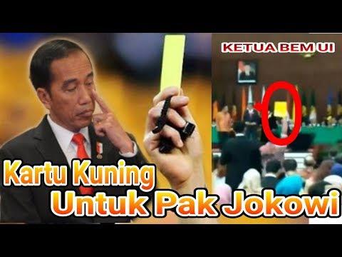 Xxx Mp4 Detik Detik KARTU KUNING Mahasiswa UI Untuk Pak Jokowi Presiden RI 3gp Sex