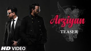 Song Teaser: Arziyan | Toshi Sabri  | Full Song Releasing 22 August 2017
