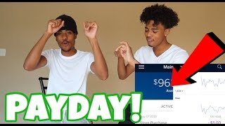 EXACTLY HOW MUCH WE MAKE ON YOUTUBE!!! | CHRIS AND TRAY