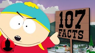 107 Cartman Facts You Should Know! - South Park Facts! (107 Facts S6 E14)