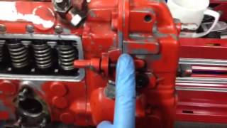 Bosch 4 cylinder injection pump 1